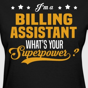 Billing Assistant - Women's T-Shirt