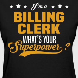 Billing Clerk - Women's T-Shirt