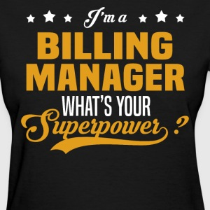 Billing Manager - Women's T-Shirt