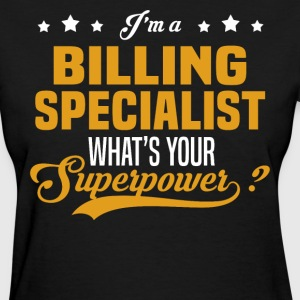Billing Specialist - Women's T-Shirt