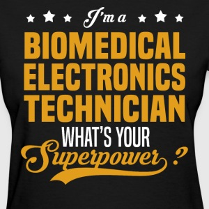 Biomedical Electronics Technician - Women's T-Shirt