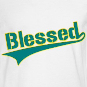 Blessed Long Sleeve Shirts - Men's Long Sleeve T-Shirt