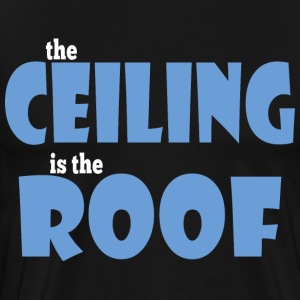the roof 1 - Men's Premium T-Shirt