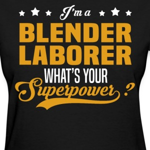Blender Laborer - Women's T-Shirt
