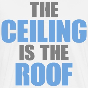 the ceiling 2 - Men's Premium T-Shirt