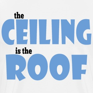 the roof 2 - Men's Premium T-Shirt