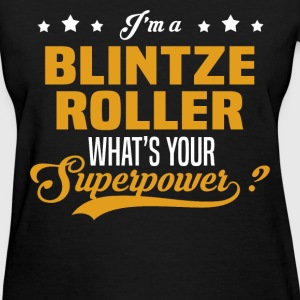 Blintze Roller - Women's T-Shirt