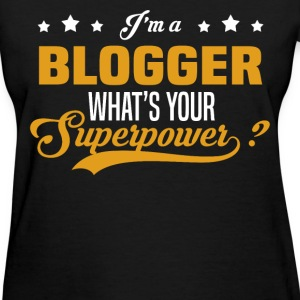 Blogger - Women's T-Shirt