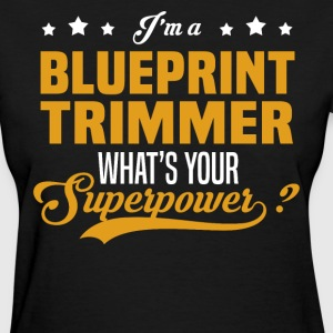 Blueprint Trimmer - Women's T-Shirt