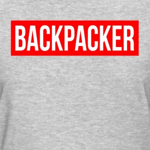 BACKPACKER TRIP ADVENTURE T-Shirts - Women's T-Shirt