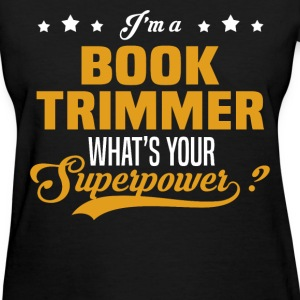 Bookbinder Apprentice - Women's T-Shirt