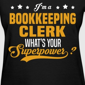 Bookkeeping Manager - Women's T-Shirt