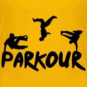 Parkour Baby & Toddler Shirts - Toddler Premium T-Shirt