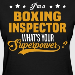 Boxing Inspector - Women's T-Shirt