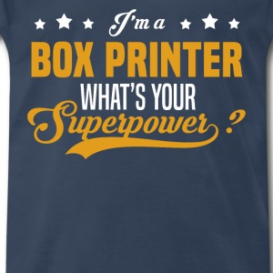 Box Printer - Men's Premium T-Shirt