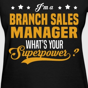 Branch Sales Manager - Women's T-Shirt
