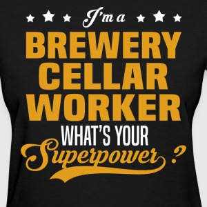 Brewery Cellar Worker - Women's T-Shirt