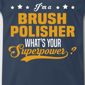 Brush Polisher - Men's Premium T-Shirt