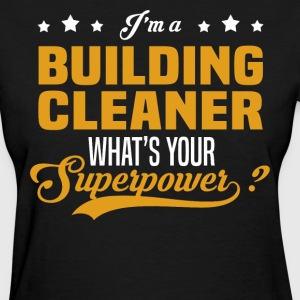 Building Cleaner - Women's T-Shirt