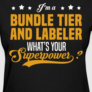 Bundle Tier And Labeler - Women's T-Shirt