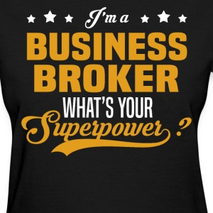 Business Broker - Women's T-Shirt