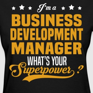 Business Development Manager - Women's T-Shirt
