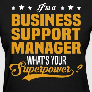 Business Support Manager - Women's T-Shirt