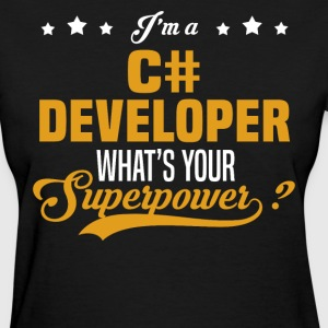 C# Developer - Women's T-Shirt