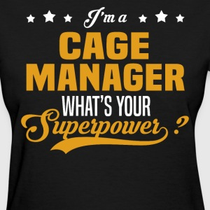Cage Manager - Women's T-Shirt