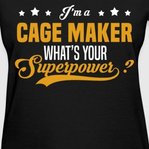 Cage Maker - Women's T-Shirt