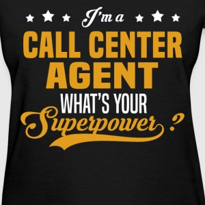 Call Center Agent - Women's T-Shirt