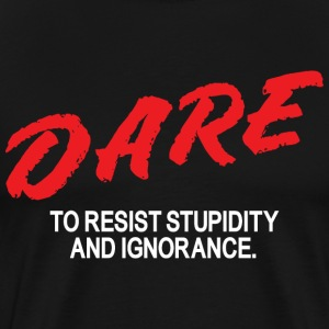 Dare to resist - Men's Premium T-Shirt