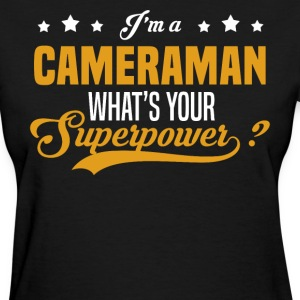 Cameraman - Women's T-Shirt