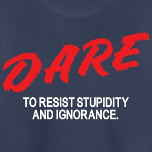 Dare to resist - Kids' Premium T-Shirt