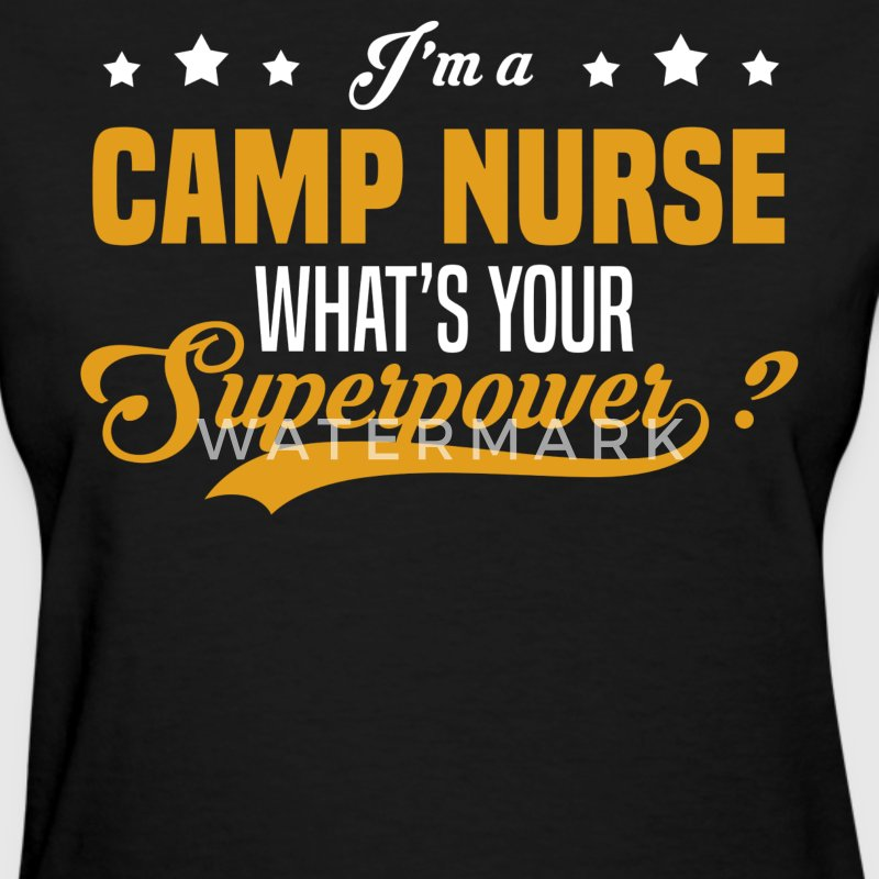Camp Nurse - Women's T-Shirt