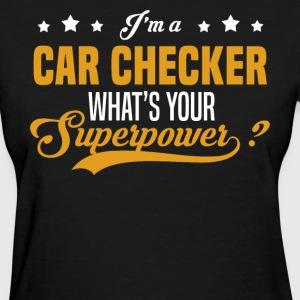 Car Checker - Women's T-Shirt