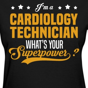 Cardiology Technician - Women's T-Shirt