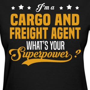 Cargo and Freight Agent - Women's T-Shirt