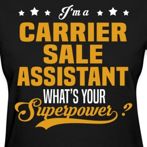 Carrier Sale Assistant - Women's T-Shirt
