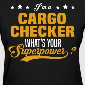 Cargo Checker - Women's T-Shirt