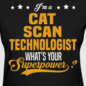Cat Scan Technologist - Women's T-Shirt