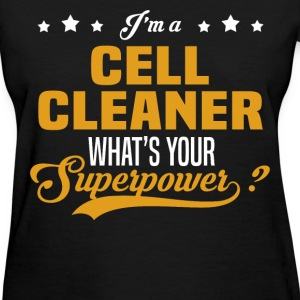 Cell Cleaner - Women's T-Shirt