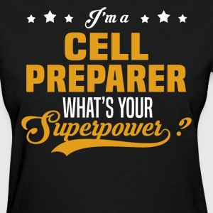 Cell Preparer - Women's T-Shirt