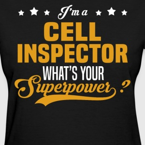Cell Inspector - Women's T-Shirt