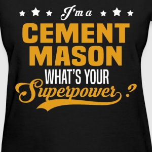 Cement Mason - Women's T-Shirt