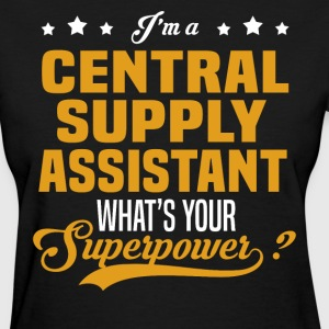 Central Supply Assistant - Women's T-Shirt