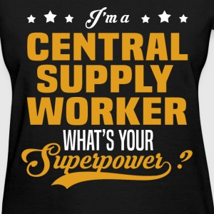 Central Supply Worker - Women's T-Shirt