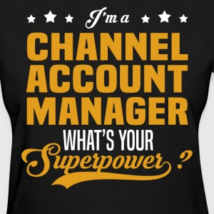Channel Account Manager - Women's T-Shirt
