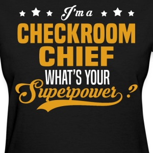 Checkroom Chief - Women's T-Shirt