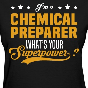 Chemical Preparer - Women's T-Shirt
